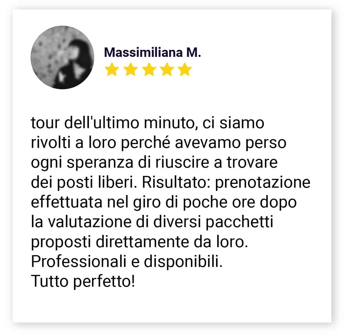 massimiliana m