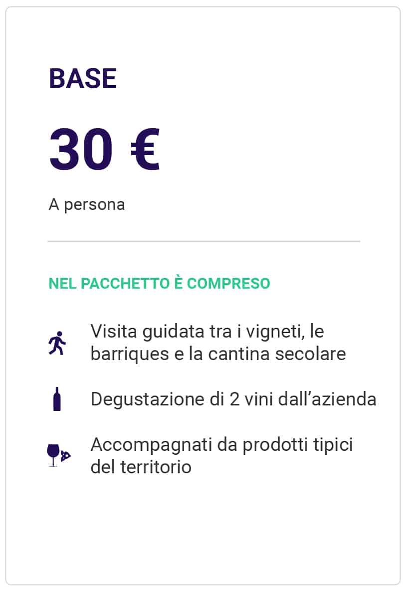 Castello Bonomi, Franciacorta base-100
