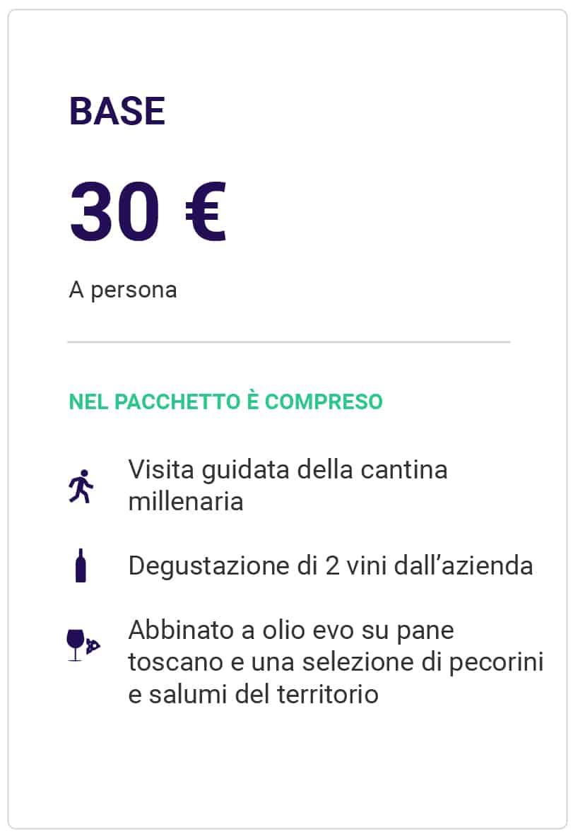 Castelvecchi, Chianti base-100