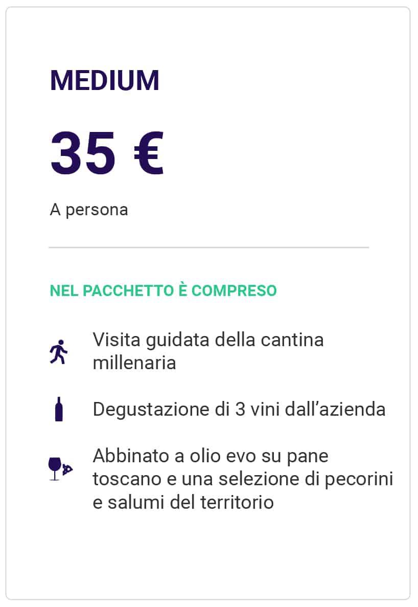 Castelvecchi, Chianti medium-100
