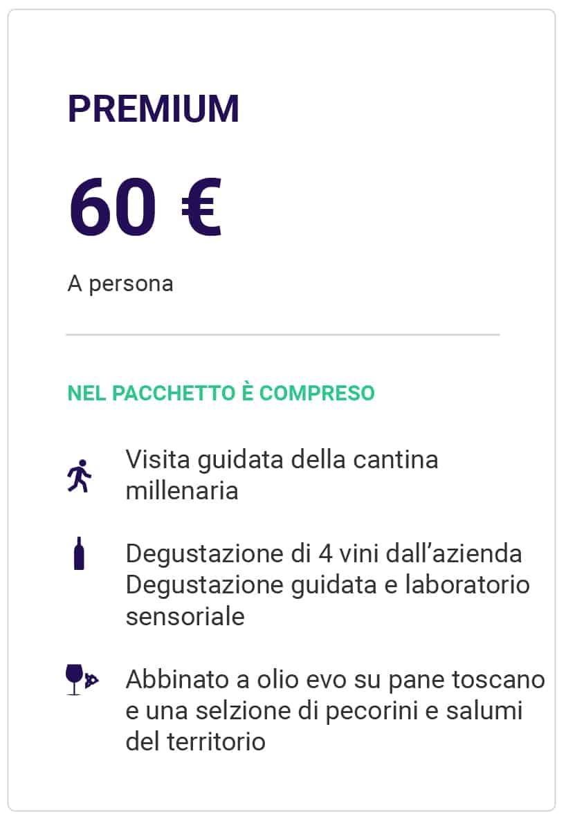 Castelvecchi, Chianti premium-100
